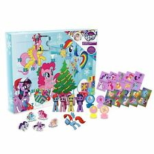 My Little Pony Christmas Xmas Advent Calendar Stationery Set Kids Collectable