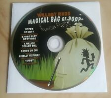 NEW INSANE CLOWN POSSE MAGICAL BAG OF POOP CD GOTJ EXCLUSIVE 2018 PSYCHOPATHIC
