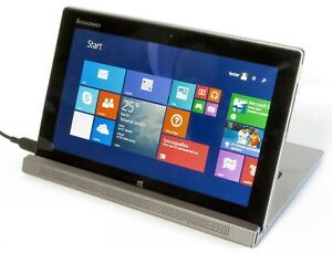 Lenovo IdeaPad Miix 2 11 2in1 Detachable Laptop Tablet Core i3-4012Y 128GB SSD