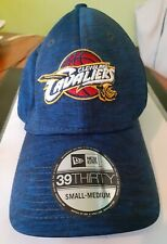 New Era Cleveland Cavaliers Cap 39THIRTY S/M FItted NBA Blue