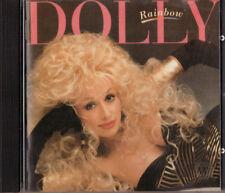 CD Dolly Parton Rainbow ,sehr gut ,Titel 2. Foto, CBS 460451 1