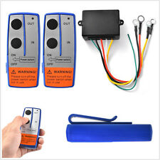Professional 100ft Car ATV Winch Remote Control Switch Handset Long Range Model