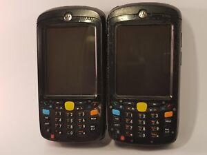 Motorola/Symbol MC5590-P30DURQA9WR Handheld Mobile 2D Barcode Scanner  - PDA