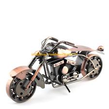 Retro Metal Motorcycle Motorbike Model Decoration Home Decor Iron Art Motor Gift