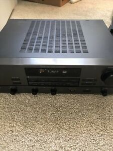 Sony TA-AV521 Integrated Stereo Surround Sound Amplifier with Dolby Pro Logic