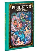 """Livre russe - """"Contes d'Alexandre Pouchkine"""" en Anglais - Souvenir Russe - Neuf"""
