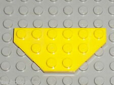 LEGO yellow Plate ref 2419 / Set 6987 6276 8431 8438 8460 5581 1285 ....