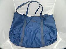 Vintage SUPERSAC Navy Blue Large Carry All Handbag Purse Tote