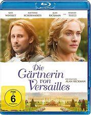 DIE GÄRTNERIN VON VERSAILLES (Kate Winslet) Blu-ray Disc NEU+OVP