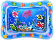 Tummy Time Baby Water Mat Infant Water Mat for 3 6 9 Months Boys Girls Promotes
