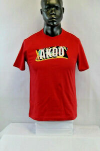 Akoo S/S AKOO FEST T-SHIRT RED/MULTICOLOR 701-6212