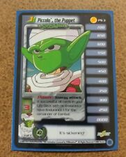 DBZ CCG Piccolo, the Puppet (PS 3) Limited Promo Cell Games Saga DBGT TCG Score