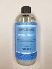 Rainbow Vacuum Cleaner Aquamate Carpet Rug Cleaner Shampoo Genuine Oem Shampooer