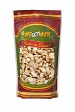 Raw Cashew Pieces - 5 Pounds - We Got Nuts