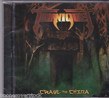 TOURNIQUET - CRAWL TO CHINA (*NEW-CD, 2009) Remastered Reissue with bonus tracks