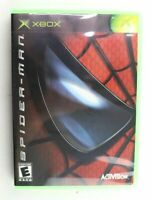Spider-Man (Microsoft Original Xbox, 2003) very good game and case ship fast