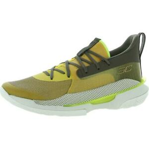 Under Armour Mens Curry 7 Sport Gym Trainers Basketball Shoes Sneakers BHFO 8135