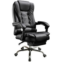 Office Chair High back Computer Racing Gaming Chair Ergonomic Chair w/Massage US