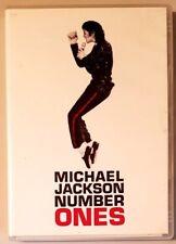 Michael Jackson - Number Ones (2003) DVD  (Region 2/3/4/5/6)
