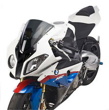 10-14 BMW S1000RR Hotbodies Racing GP Dual Radius Windscreen - Dark Smoke