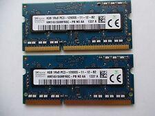 SK Hynix 8 gb (2x 4 gb), ddr3 SDRAM, tan DIMM 204-pol.) 12800