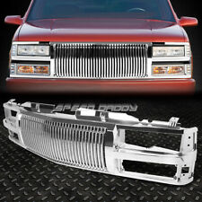 FOR 94-00 CHEVY C10 C/K/TAHOE/BLAZER FRONT BUMPER CHROME VERTICLE GRILLE GUARD