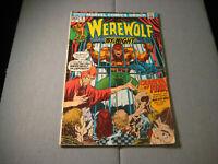 Werewolf By Night #6 (Marvel, 1973) Low Grade