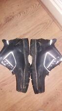 mens black Rockport boots size 9