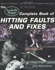 The Louisville Slugger Complete Book of Hitting Faults and Fixes : How to Dete