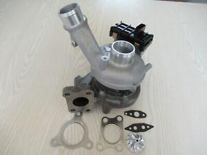 Nissan Navara Pathfinder RWD Diesel 2.5L 4cyl 128kW YD25DDTi Billet turbocharger