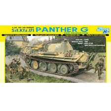 Dragon #6268 1/35 Sd.Kfz.171 Panther G Late Production