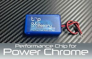 Performance Speed Chip Racing Torque Horsepower Power ECU Mod for Power Chrome