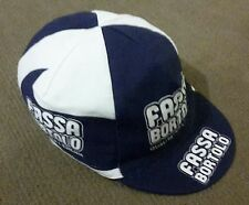 Retro Fassa Bortolo 2005 Pro Cycling Team cap (Flat Postage Rate)