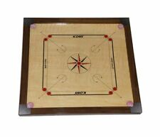 Brand New Carrom (Carom) Board Comes With Striker and Coins Full Size 83 cm