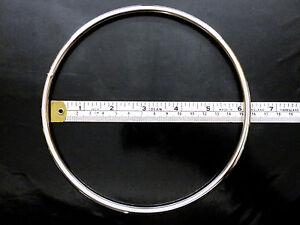 Metal Ring, Welded, 15cm / 6inch Internal Diameter