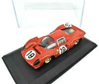 Model Car Brumm Scale 1/43 Ferrari 330 P4 Coupe vehicles diecast Racing Car
