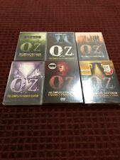 Oz: The Complete Seasons 1, 2, 3, 4, 5 & 6 DVD *Brand New Sealed*
