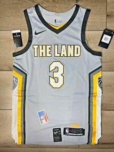 Isaiah Thomas Cleveland Cavs Jersey Size 44 M Nike Authentic Mens City NBA NWT