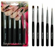 Professional Magic Nail Art Design Brush Set 5 Pcs (NB-5P) Mia Secret