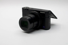 Sony DSC-RX100 III - 5 BATTERIES, SD CARD, and CASE INCLUDED