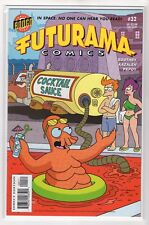 Futurama Comics Issue #32 (Bongo Comics July 2007)