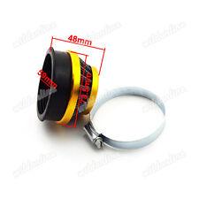 58mm Air Filter Moped For Dellorto SHA Carb Carburetor Tomos A35 Minarelli Puch