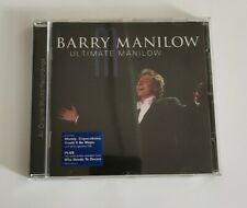 Barry Manilow : Ultimate Manilow CD (2004) Original Studio Recordings