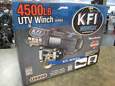 KFI 4500LB Winch Steel Cable 4500LB Winch With Hand Held Corded Remote L@@K