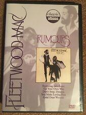 Fleetwood Mac Making Rumours DVD Christine McVie Stevie Nicks Lindsey Buckingham
