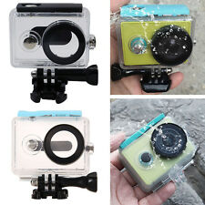 Waterproof Original Case Underwater Diving Sports .Box For Xiaomi Yi Came Gift