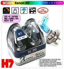 HYUNDAI GENUINE H7 XENON WHITE HEADLAMP LIGHT BULBS NEW GLOBES, narva...