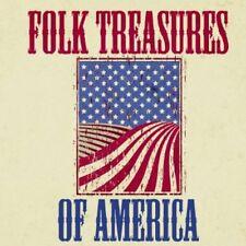 Various Artists - Folk Treasures of America [New CD]