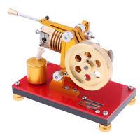 Kit motore Stirling modello Prmeium Motore a vapore motore aria calda Big