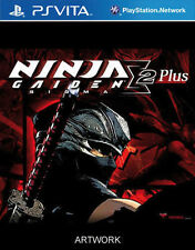 Sony Playstation Vita PSV PSVita Spiel * Ninja Gaiden Sigma 2 Plus ***NEU*NEW*18